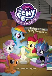 Portada de Riddle of the Rusty Horseshoe