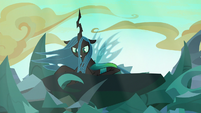 Queen Chrysalis defeated S6E26