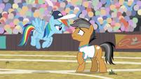 """Rainbow Dash """"I've got your flank"""" S9E6"""