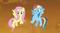 Rainbow Dash -gotcha!- S9E2