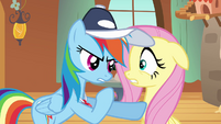 Rainbow Dash no time! S2E22