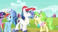 Rainbow Dash yeah let's look S3E12