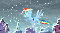 Rainbow unable to fly S6E2