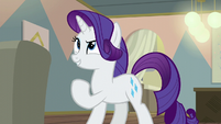 Rarity --the best food in the city!-- S6E12