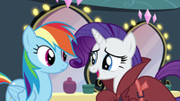 Rarity -I didn't want to get your hopes up- S5E15