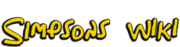 Simpsons wikia wordmark