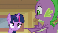 """Spike """"what have you got to lose?"""" S9E5"""