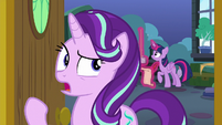 """Starlight """"am I supposed to dress up"""" S7E1"""