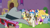 Tourist Pony -I don't wanna miss anything- S8E11