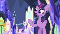 Twilight -why would the Tree of Harmony- S5E1