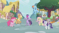 Twilight shouting S01E03