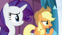 AJ --But what about when King Sombra ruled the Crystal Empire-- S6E2