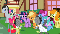 Apple Bloom Fencing S2E06
