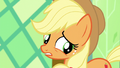 """Applejack """"I couldn't either"""" S5E3.png"""