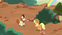 "Autumn Blaze ""this is just the first stop"" S8E23"