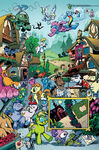 Comic issue 1 page 3 promotional version