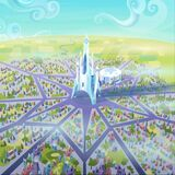Kristall-Königreich