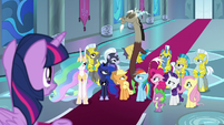 Discord acting self-righteous S9E24
