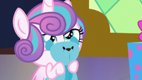 Flurry Heart holding blue teddy bear S7E3