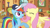 Fluttershy act dramatic S2E22