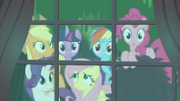 Main ponies snap out of it S4E04