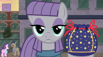 Maud Pie --clenching-- her jaw S6E3