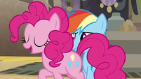 "Pinkie Pie ""no, wait, don't tell me"" S7E18"