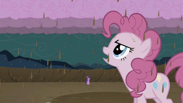 Файл:Pinkie Pie chocolate rain S02E02.png