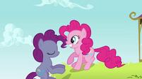 Pinkie Pie helping herself 1 S2E18