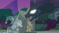 "Pony of Shadows ""you summon me at your peril"" S7E25"