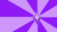 Purple star spiral scene transition EGS1