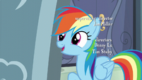 Rainbow Dash explains what happened S6E7