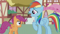 Rainbow sings -you've taught me a thing or two- S5E18