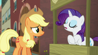 Rarity -until we find out what we're meant to do- S5E16
