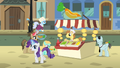 Rarity buying a hot dog S4E08.png