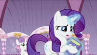 Rarity with her diary S2E23