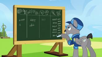 Record Pony S3E7