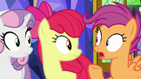 "Scootaloo ""do you know what this means?"" S9E22"