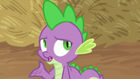 Spike -what if you're right- S8E10
