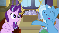"Trixie ""great and powerful reorganization!"" S8E19"