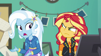 """Trixie """"just going to wind yourself up"""" EGFF"""