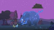 Trixie com a Ursa Menor S1E06