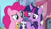 Twilight -feeling a little unsure- S4E25
