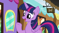 Twilight Sparkle -gonna meet us there- S8E6