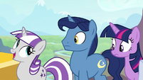 "Twilight Velvet ""what was that, hon?"" S7E22"