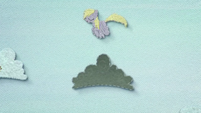 Derpy bouncing on a cloud BFHHS3