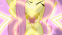 Fluttershy Element of Kindness activated S2E2