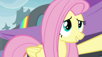 Fluttershy accepts loss of her bear call S4E22