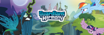 Guardians of Harmony game banner