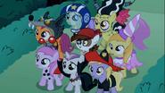 Luna eclipse ponies 46